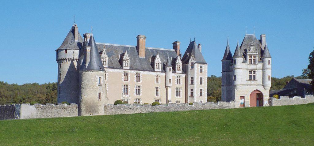 Le château de Montpoupon est situé sur la commune de Céré la Ronde en Touraine