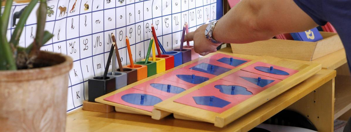 école montessori céré la ronde