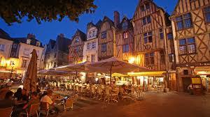 Ville de Tours, capitale du Val de Loire