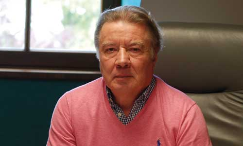 Jacques Duvivier Maire de Céré la Ronde 2014-2020