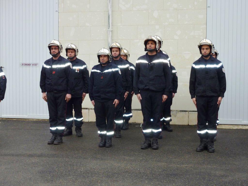 Amicale des sapeurs pompiers de céré la ronde