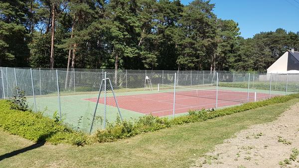 terrain de tennis de Céré la ronde