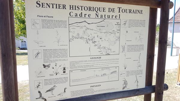 Chemins de randonnée Céré la Ronde