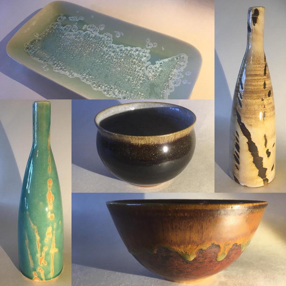 Atelier de créations céramique de Nathalie NAKAMURA