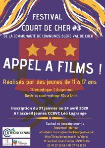 Festival Court de Cher 2020