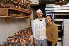 pains de la boulangerie Cho'Pain à Céré la Ronde 37