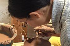 nathalie kawamura céramiste céré la ronde