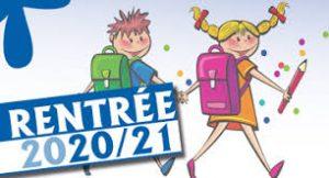 rentrée-2020-2021 céré la ronde