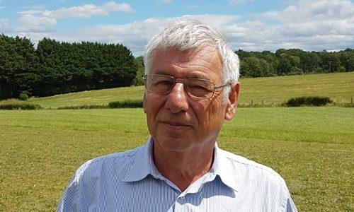 Hubert de Vilmarest élu à Céré la Ronde Indre et Loire