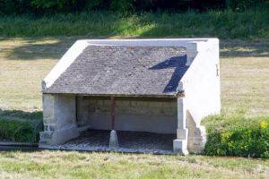 lavoir du chateau de Montpoupon Céré la Ronde