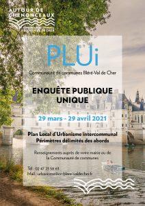PLUIE CCBVC AVIS ENQUETE PUBLIQUE