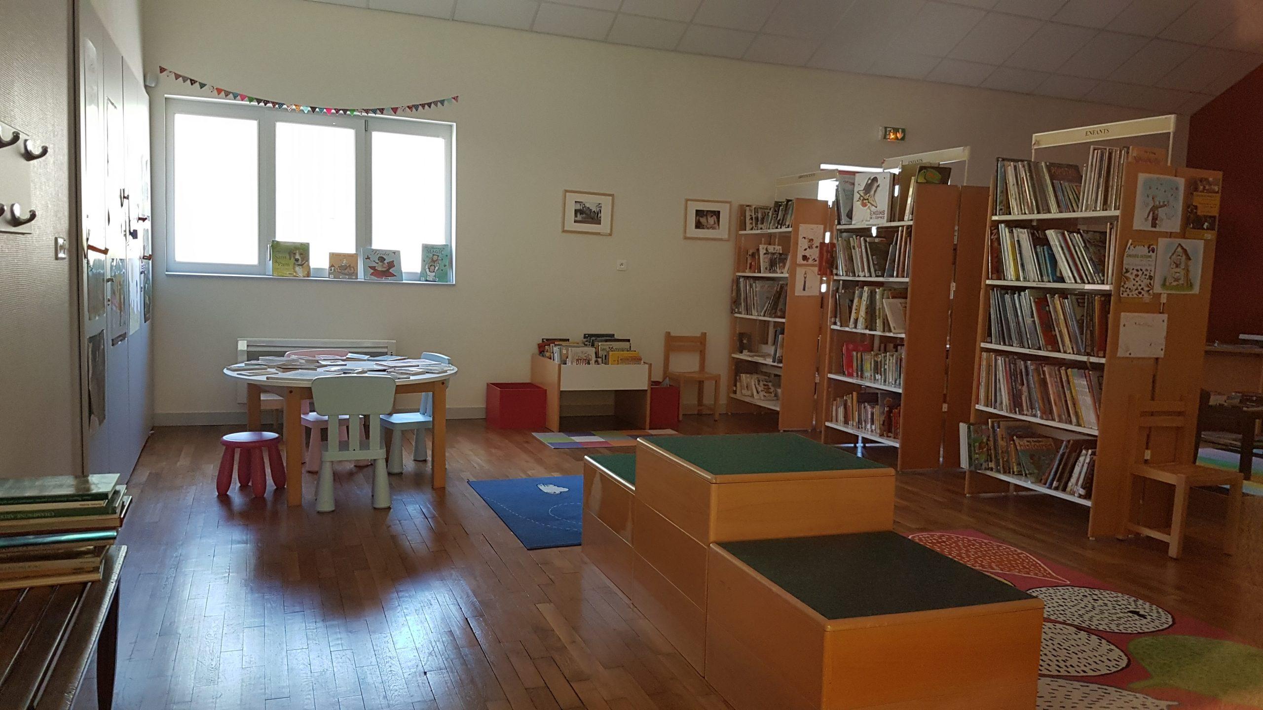 Bibliothèque Municipale de Céré la Ronde