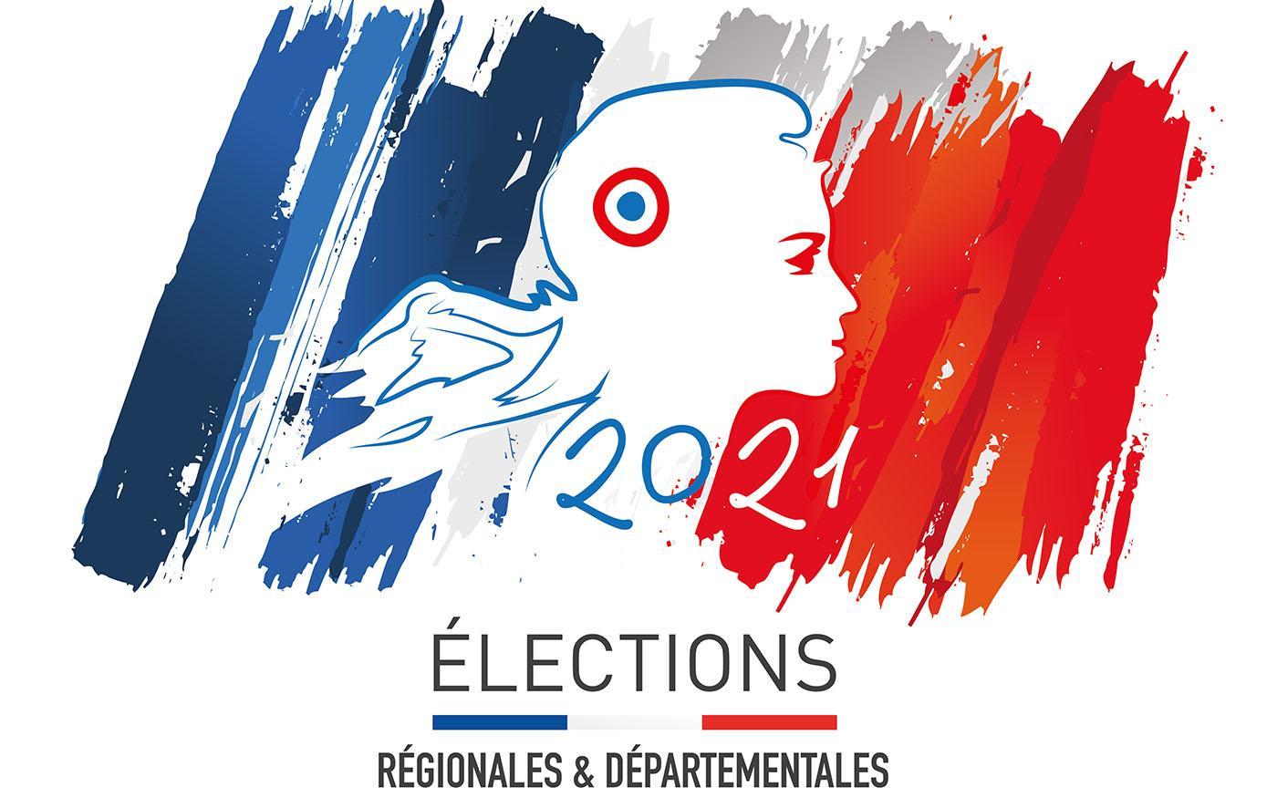 Les élections régionales et départementales 20 et 27 juin 2021